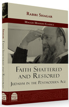 "Orthodoxy, Unorthodoxy, and Paradox: Review of ""Faith Shattered and Restored: Judaism in the Postmodern Age,"" by Rav Shagar"